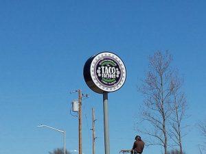 Aluminum Sign In Marion IL